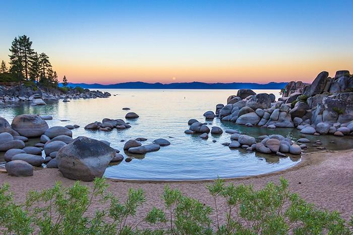 Lake-Tahoe-State-Park-dans-le-Nevada