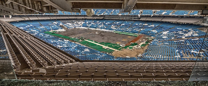 Pontiac-Silverdome