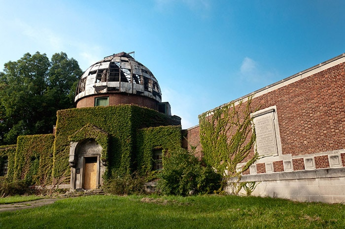 Warner-and-Swasey-Observatory