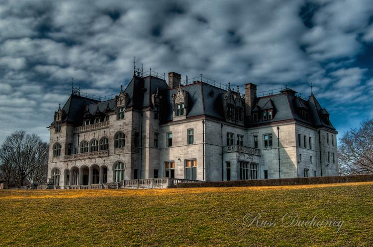 Les 25 plus beaux châteaux des États-Unis