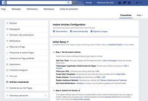 Facebook : tout savoir sur Instant Articles