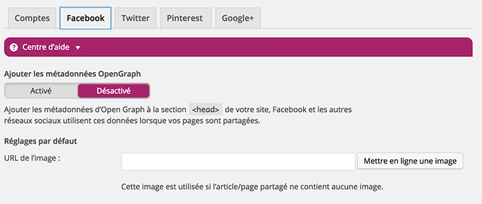 Optimiser WordPress pour plus de visiteurs de Facebook