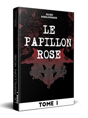 Papillon Rose Tome 1 papier