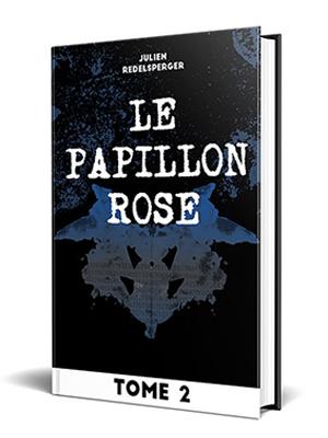 Papillon Rose Tome 2 papier