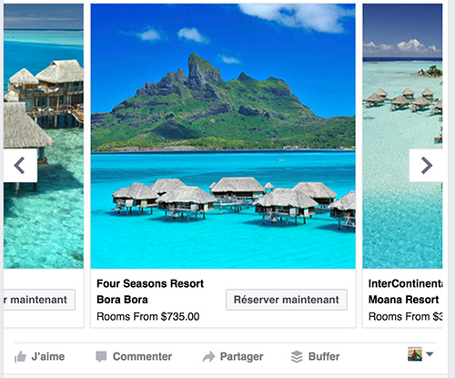 blogwebmarketing Carrousel facebook