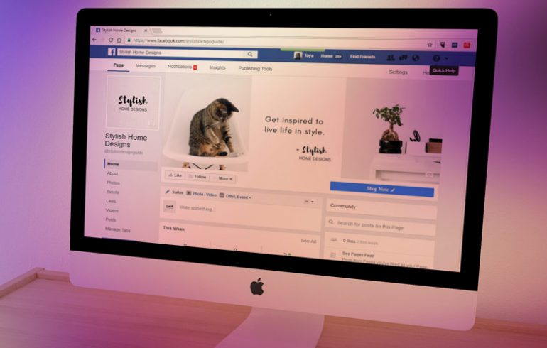 Publicité Facebook : canvas, slideshows et offers