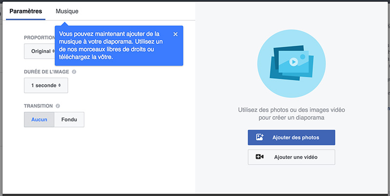 Canvas, Slideshows, Offers : maitriser les nouveaux formats publicitaire sur Facebook