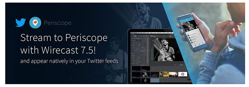 Comment bien utiliser Periscope Producer pour faire un direct depuis Twitter